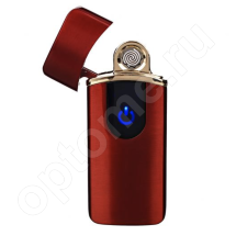 Сенсорная USB зажигалка Lighter Classic Fashionable  оптом